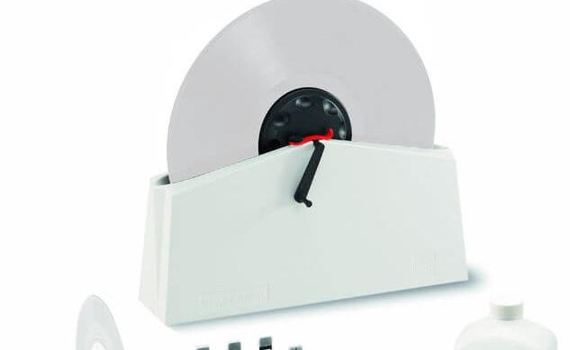 Machines pour nettoyer les vinyles (machines manuelles)