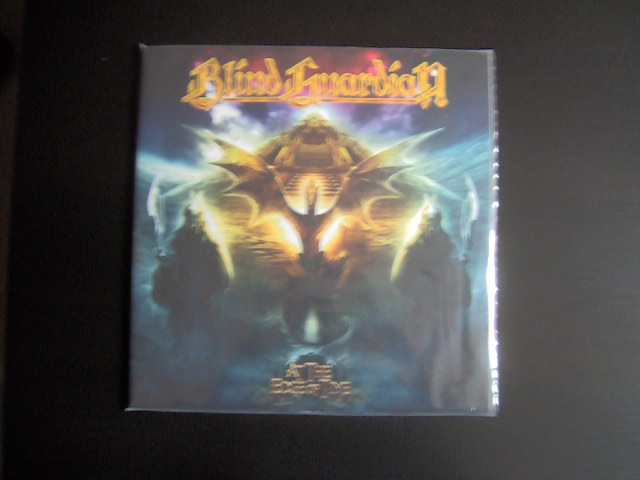 Picture disc vinyle At The Edge Of Time Blind Guardian