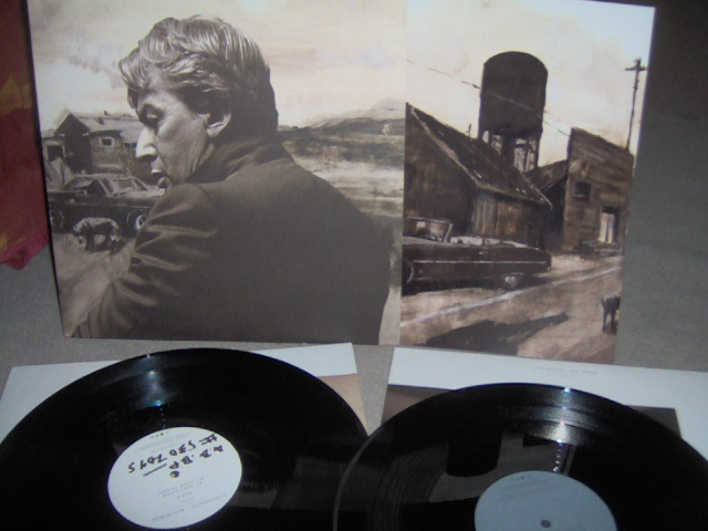 Vinyle Bashung Bleu Pétrole Disque 33 tours Edition Limitée