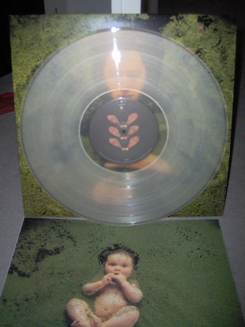 Fantaisie Militaire Vinyle clear LP alain Bashung