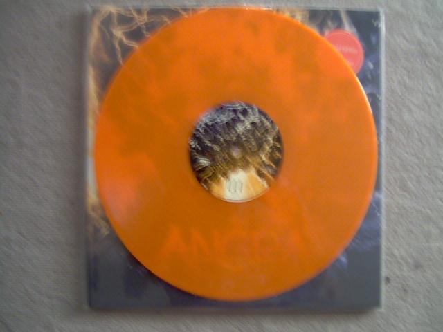 Angra Aqua color LP vinyl