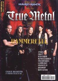Le Hors Série True Metal proposé en 1999 par Hard Rock Magazine