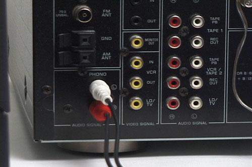 Chaine vinyle ampli vinyle quelle installation vinyle - Table de mixage vinyle ...