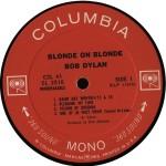 Blonde on Blonde - 1966 - Original