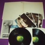 Un album Blanc des Beatles : Prix de vente 20€
