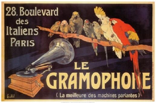 bombled-charles-le-gramophone