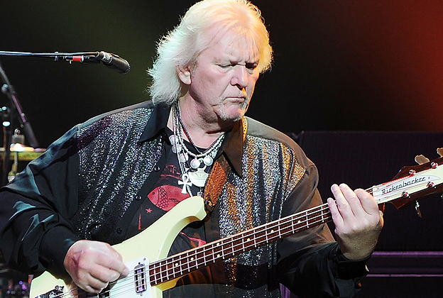 Chris Squire (Yes) nous a quittés