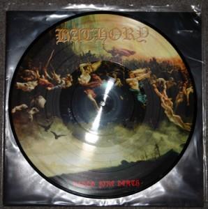 La réedition de Blood Fire Death sortie par Black Mark en 2007
