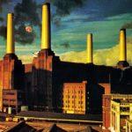 La fin de la centrale de Battersea présente sur l'album Animals de Pink Floyd