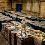 La plus grande collection de vinyles au monde : 5 millions de disques