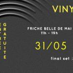 Vinyl on Mars : Marseille le 31 mai 2015