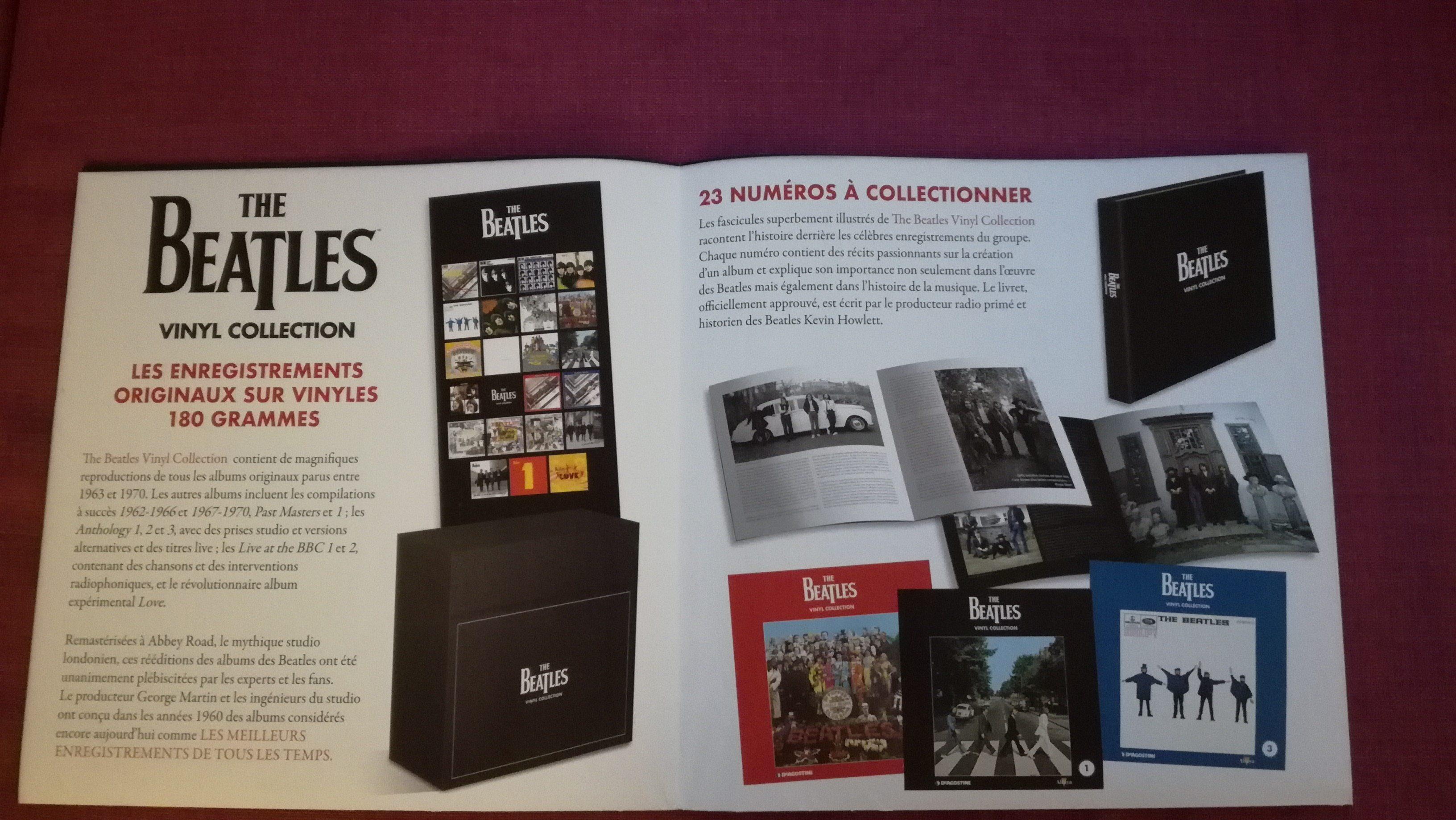 Collection Vinyle The Beatles Avec Altaya Vinyle Actu