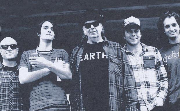 Neil Young considère le retour du vinyle comme une mode