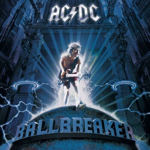 AC/DC : Ballbreaker à moins de 10€