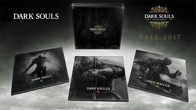 Dark Souls : retrouvez la BO du jeu vidéo en vinyle