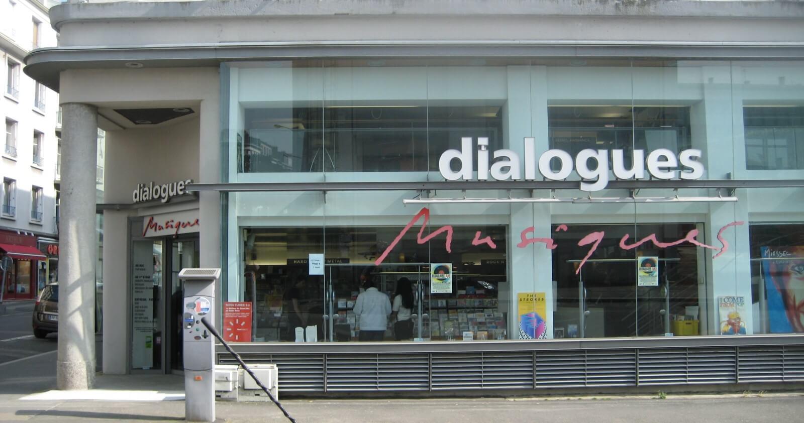 Dialogue musique