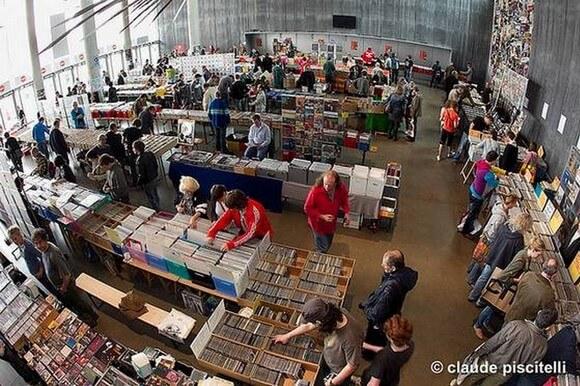 foire aux disques vinyl