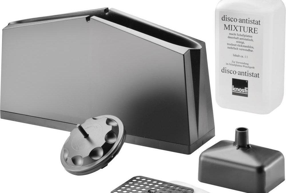 Avis Knosti Disco Antistat : machine à laver les vinyles