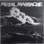 Pochette Meta Massacre vinyle